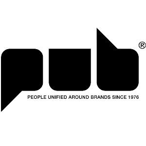 logo PUB magazine belge information publicite media