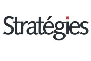 Logo magazine stratégies