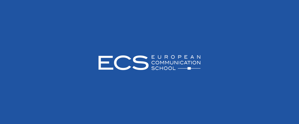 Logo ECS (European communication school)