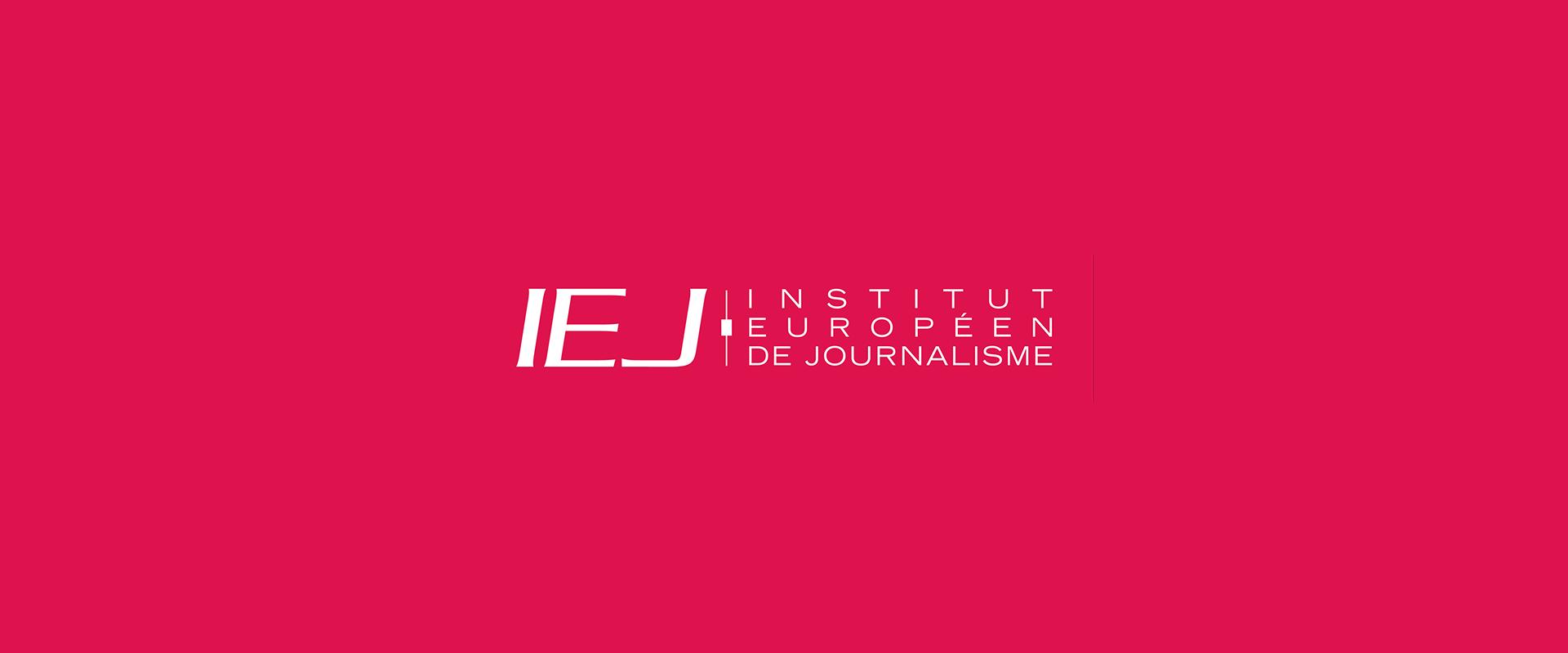 IEJ : L'ÉCOLE DE JOURNALISME