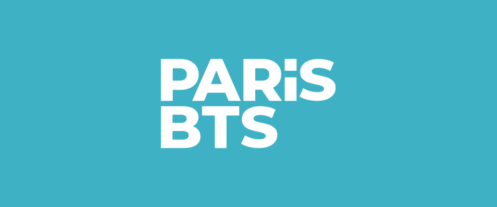 Logo paris BTS