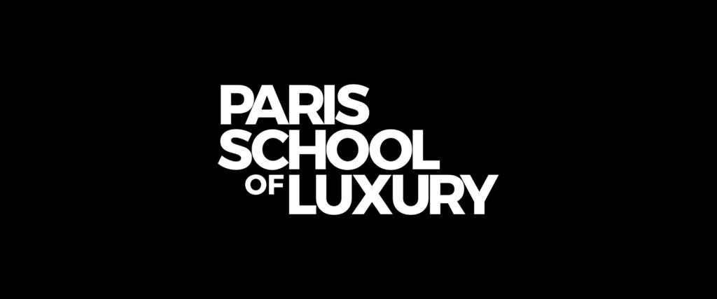 Logo Paris School of Luxury